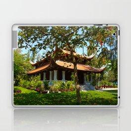 Vietnamese Temple Laptop & iPad Skin
