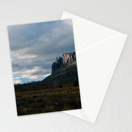 Mount Oakley Sunset Stationery Cards