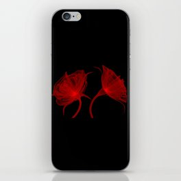 Delicate Beauty iPhone Skin