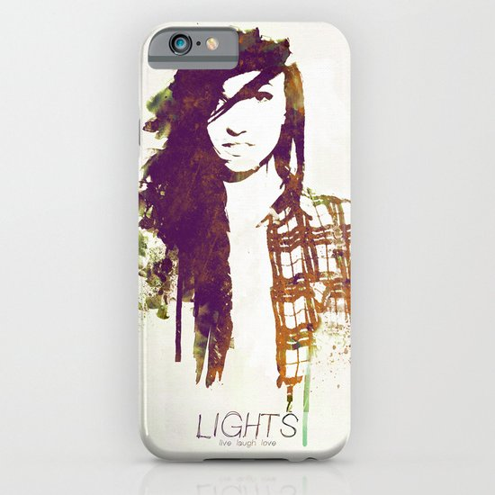 We are lights iPhone & iPod Case