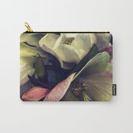 Hellebores Carry-All Pouch