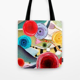 Nobody said it was easy Tote Bag