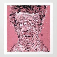 Vessel of Man Art Print