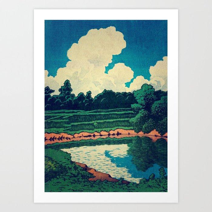 3 Days at Denka Art Print