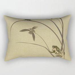 Orchid Sonata Rectangular Pillow