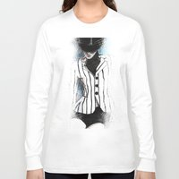 wreck it ralph Long Sleeve T-shirts featuring Ralph Lauren by Tania Santos
