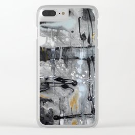 Nr. 610 Clear iPhone Case