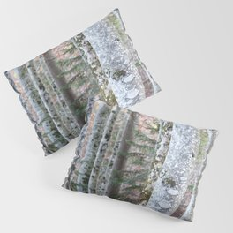In the woods #1 #wall #art #society6 Pillow Sham