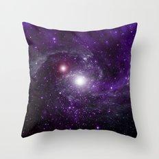 Newborn star Throw Pillow