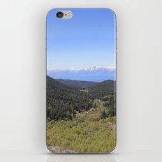 North Canyon Road iPhone & iPod Skin