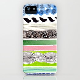 Pattern / Nr. 2 iPhone Case
