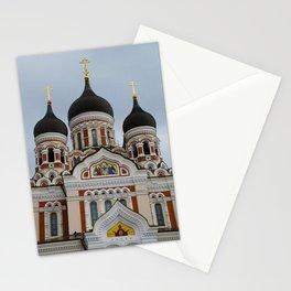 Alexander Nevsky Cathedral - Tallinn Estonia Stationery Cards