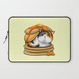 Kitty Pancakes Laptop Sleeve