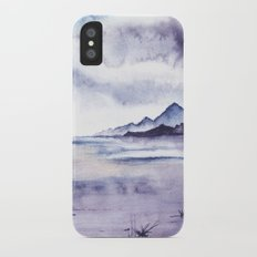 Abstract nature 05 iPhone X Slim Case