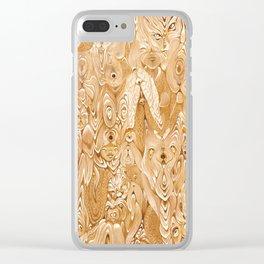 SuperKnotural *Original Clear iPhone Case
