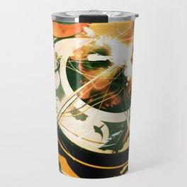 Buoyant world Travel Mug