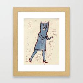 Sexy Legs 2 Framed Art Print