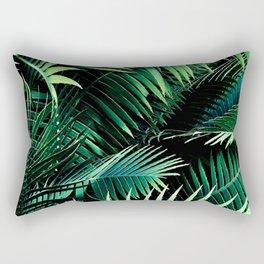 Winter Palms Rectangular Pillow