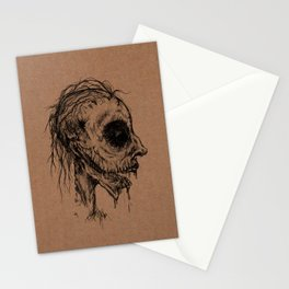 Dead Zombie Stationery Cards