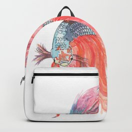 Fish Beauty Backpack