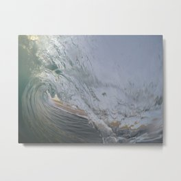 Gloss Drop Metal Print