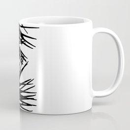 Side Fringe Coffee Mug