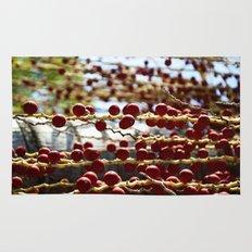 Açaí Berries Rug