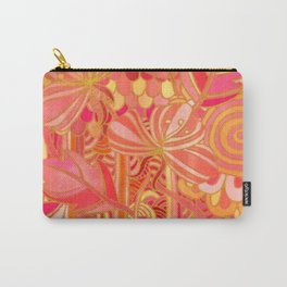 Drawn into the Garden Carry-All Pouch