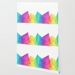 Fractal Rainbow Wallpaper