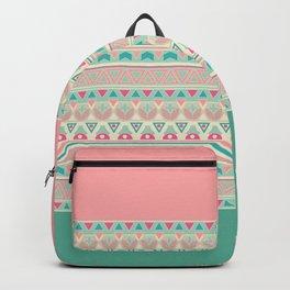 Ethnic , ornament , tribal 2 Backpack