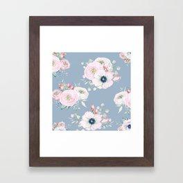 Dog Roses #society6 #buyart Framed Art Print
