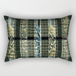 Buddah series 22 Rectangular Pillow