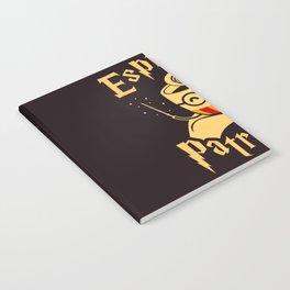 Espresso Patronum Notebook