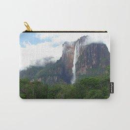 mount roraima venezuela roraima landscape blurred Carry-All Pouch