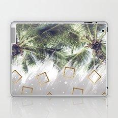 Palm trees and rhombuses Laptop & iPad Skin