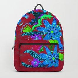Sky Blooms Backpack