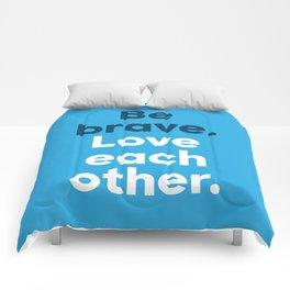 Be Brave - Bold Comforters