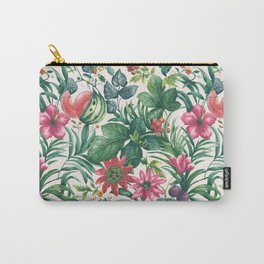 Garden pattern I Carry-All Pouch