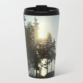 maine pines Travel Mug
