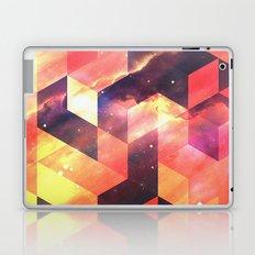 Geometric Fire Laptop & iPad Skin