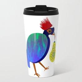 A Partridge in a Pear Tree Travel Mug