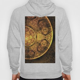 fractals abstact flowers spirals floral patterns neon art abstract floral backgrounds creative artwo Hoody
