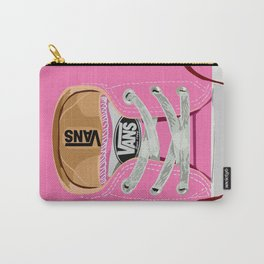 Cute pink Vans all star baby shoes apple iPhone 4 4s 5 5s 5c, ipod, ipad, pillow case and tshirt Carry-All Pouch