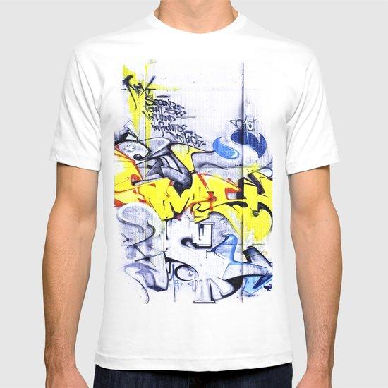 Wall-Art 001 T-shirt