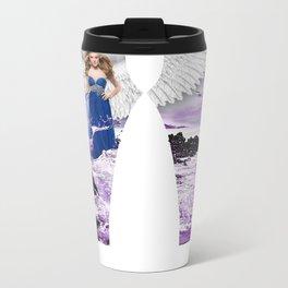 Angelic Leggings Metal Travel Mug