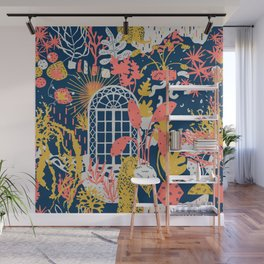 Patio to Paradise Wall Mural