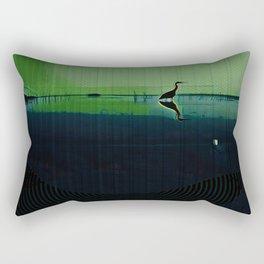 Marsh in Spring Rectangular Pillow
