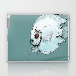Zombie Discus Laptop & iPad Skin