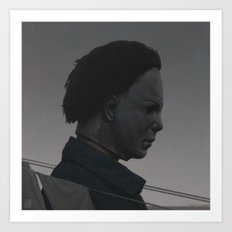 Michael Myers Art Print