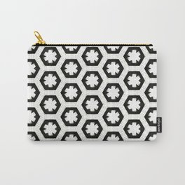 Moroccan Tile Carry-All Pouch